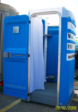 Portable Shower Units Laredo South Texas Waste Systems