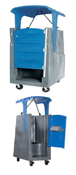 High Rise Portable Toilet Laredo South Texas Waste Systems